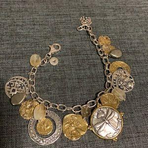 Silpada Dragonfly Bracelet, vintage